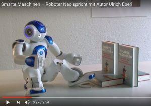 Videobild Gespräch mit Nao über smarte Maschinen